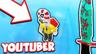 Youtubers VS XRAY!! - Roblox YOUTUBER Murder Mystery 2