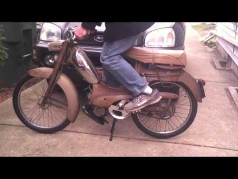 1963 Peugeot BB1 102-style GYSR IV Raffle Moped