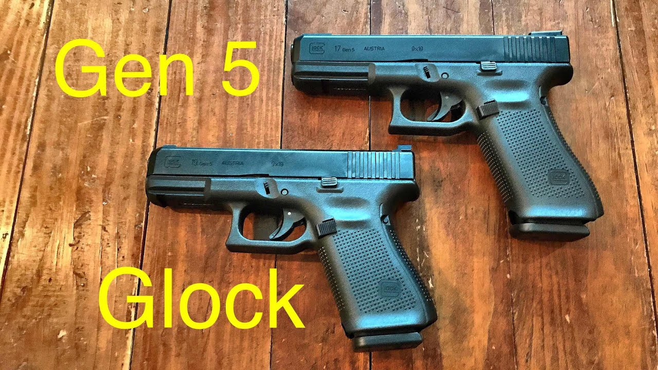 Glock 17 & 19 Gen 5 - Full Review And Range Time! Are ...