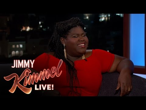 Gabourey Sidibe on Being a Phone Sex Operator