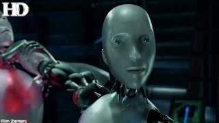 Ben Robot  Final Sahnesi