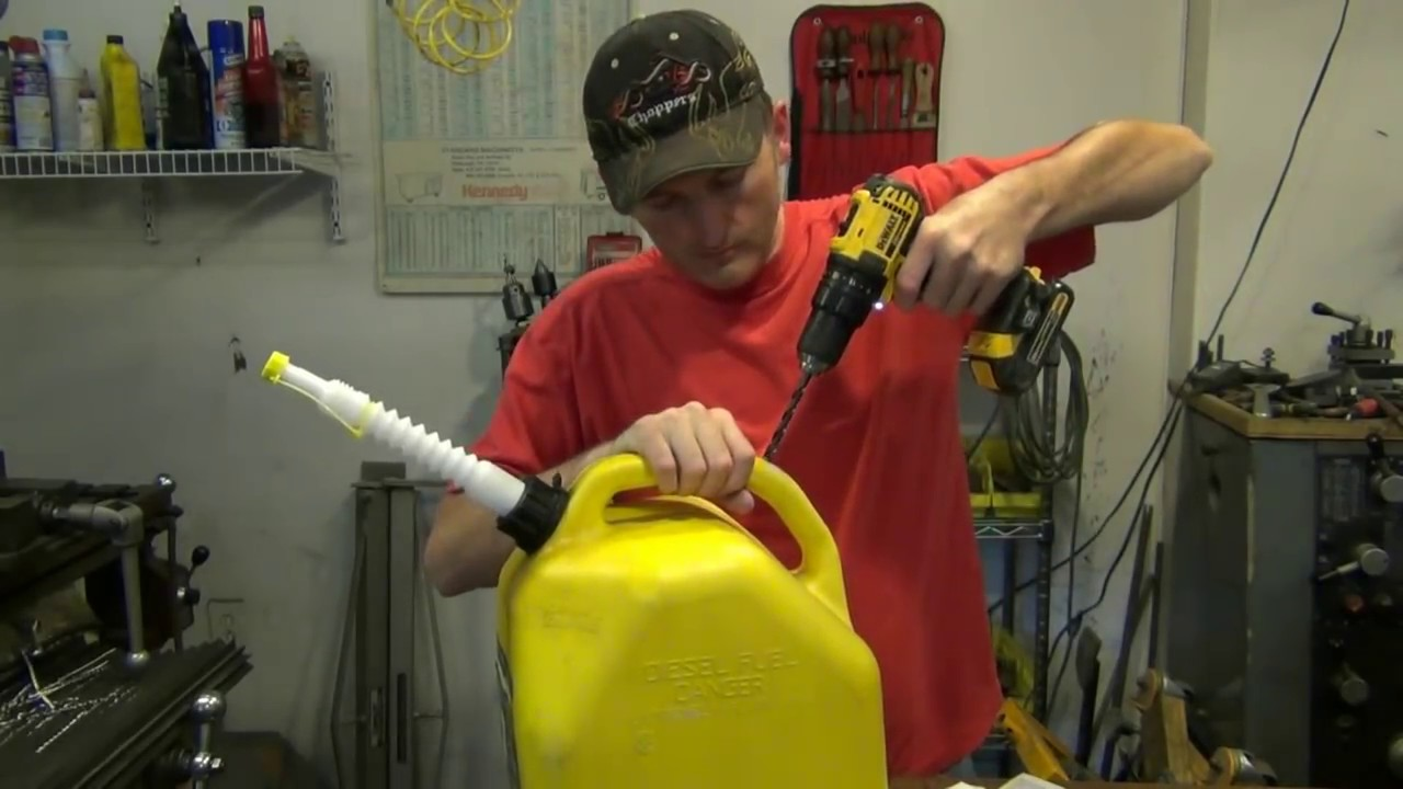 You Will Throw Away Your Gas Can Spouts After Seeing This Video