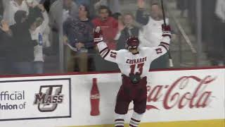 Hockey Highlights vs. Quinnipiac (12/08/18)