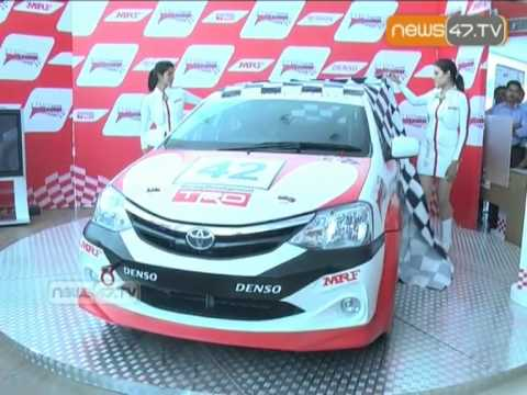 Toyota Etios Motor Car Launched In bangalore