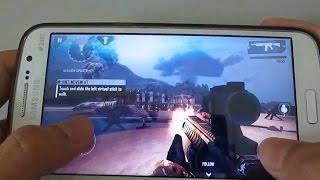 Modern Combat 4 Zero Hour V1.2.2e Mod APK+OBB Download [ Unlimited Credits Mod ]