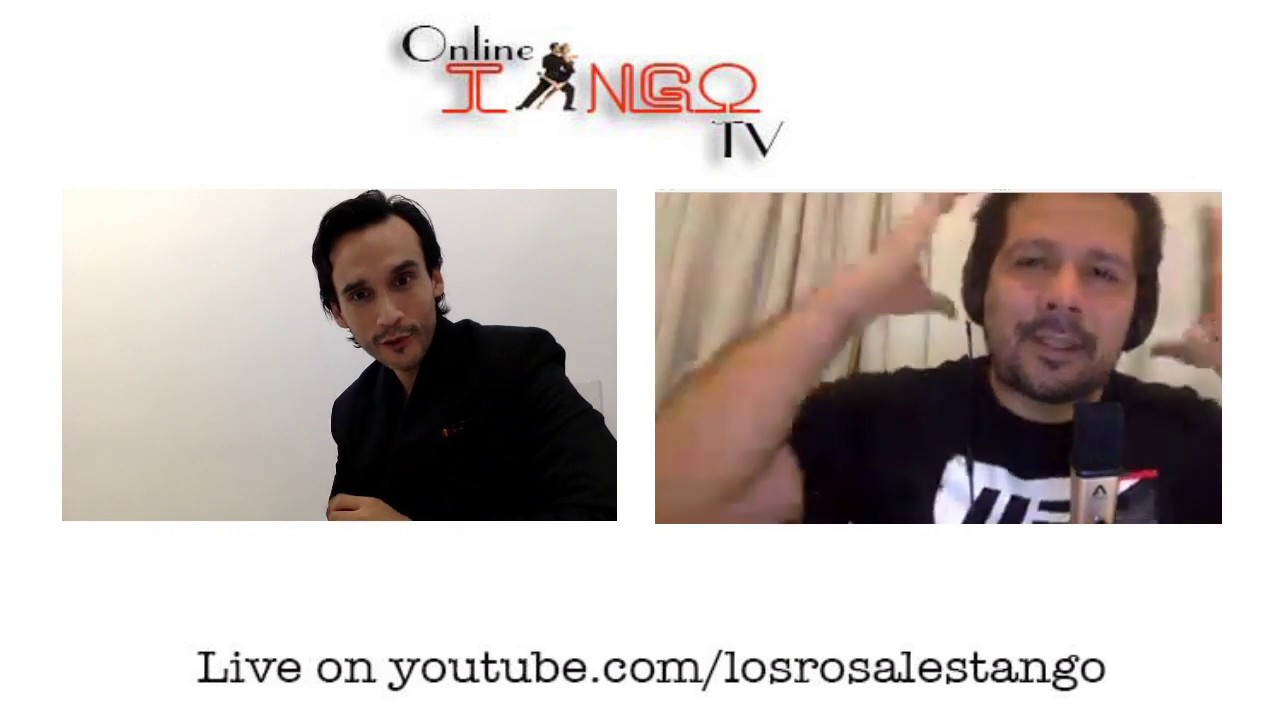 Online Tango TV - Portalea challenge