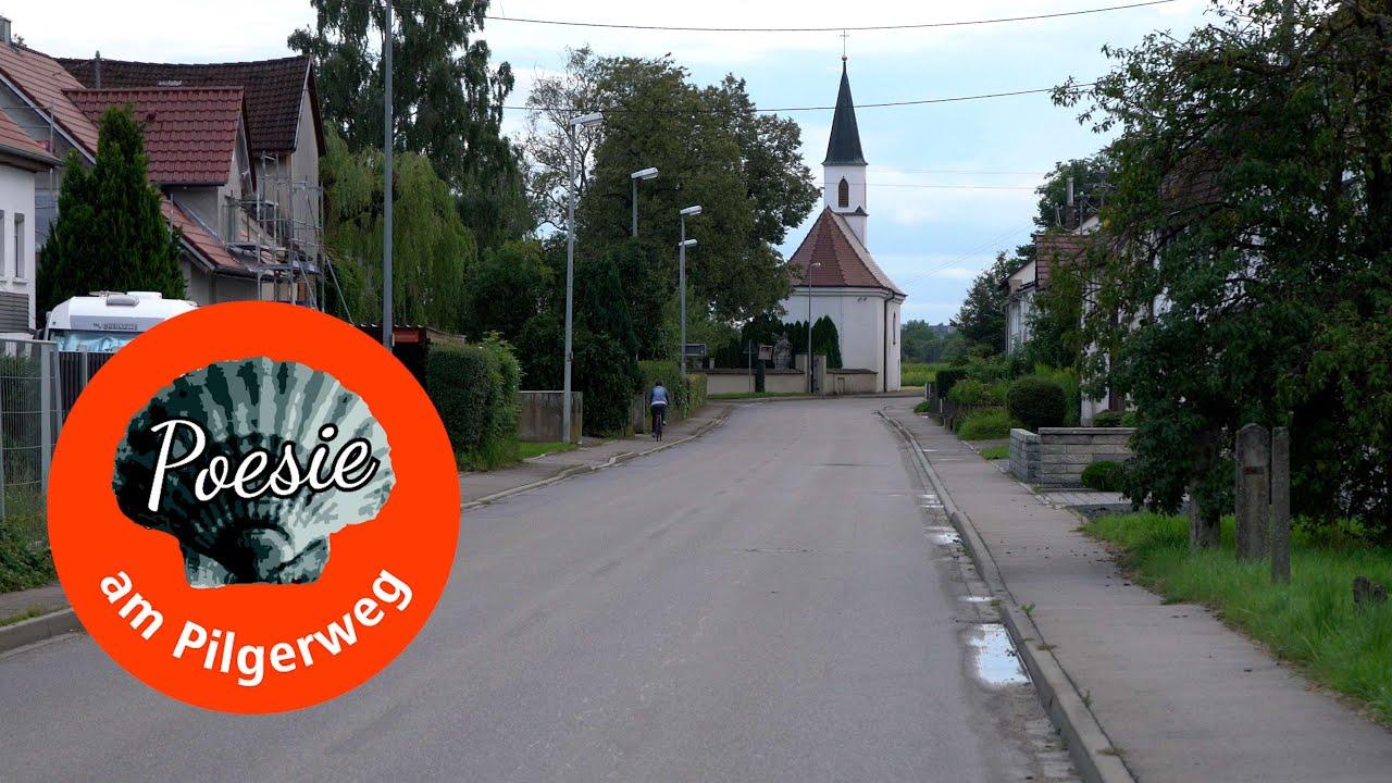 Poesie am Pilgerweg (5): Schweigen, hören, gehen