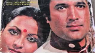 Main Tere Pyar Mein Pagal -Lata Mangeshkar, Kishore Kumar -Prem Bandhan