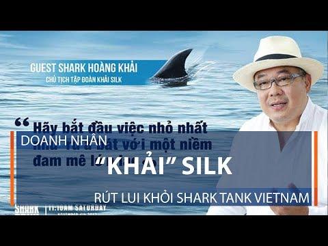 "Doanh nhân ""Khải"" Silk rút lui khỏi Shark Tank Vietnam | VTC1"