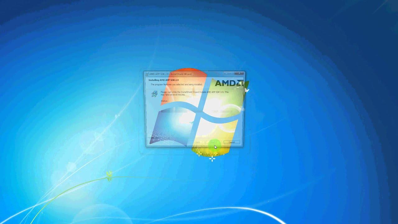 How to mine Bitcoin using AMD GPU in Windows