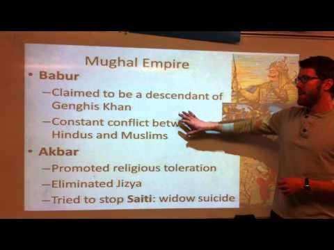 Osborne APWH Early Modern Period Islamic Gunpowder Empires