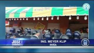 Video Ing  Meyer Klip, INVEA, en entrevista con José Cárdenas Informa download MP3, 3GP, MP4, WEBM, AVI, FLV Desember 2017