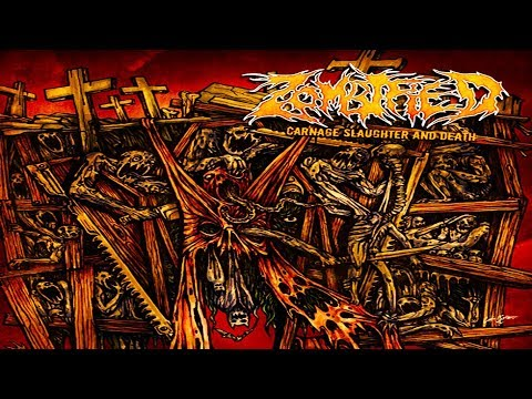 Zombified - Carnage Slaughter and Death | Full Album (Death Metal)