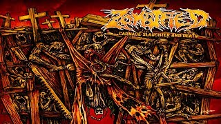 • ZOMBIFIED (Swe) - Carnage Slaughter and Death [Full-length Album] Old School Death Metal