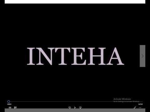 film INTEHA [HD] rustam khan 2017 (Pakistan multan)