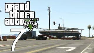 Grand Theft Auto V - E07 - That's My Boat (GTAV)