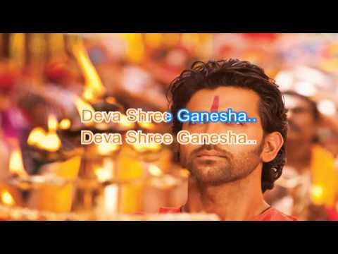Deva Shree Ganesha  1 LHindi Karaoke