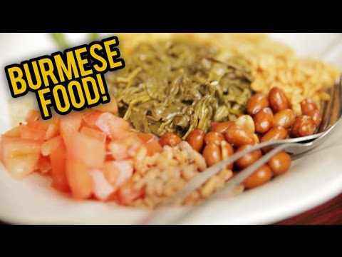 BURMESE FOOD! - Fung Bros Food from YouTube · Duration:  7 minutes 35 seconds