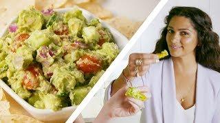 Camila Alves Makes The BEST Guacamole | My Most Delish