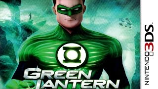 Green Lantern Rise of the Manhunters Gameplay {Nintendo 3DS} {60 FPS} {1080p}