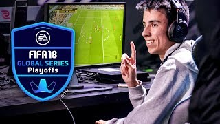 Decision Day | FIFA 18 Global Series PS4 Playoff