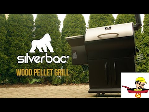 Grilla Grills Silverbac Product Review Youtube