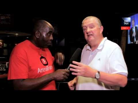 Arsenal FC FanTalk - [EXCLUSIVE] Ranting Fan who became an internet sensation talks to AFTV