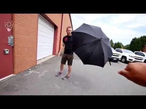 A Self Defense Umbrella!? Come on! Really?