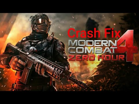 How to Download Modern Combat 4 With Crash Fix And Mod