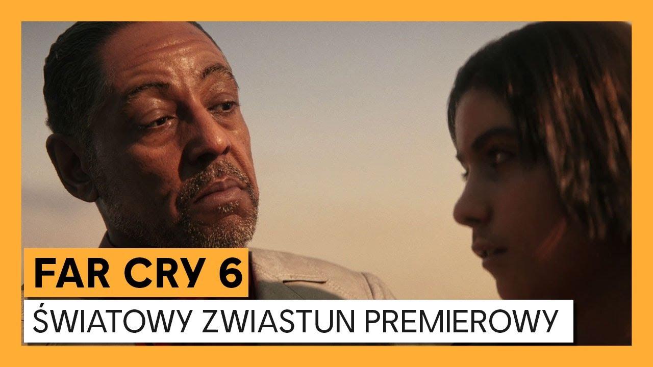 Far Cry 6: Światowy zwiastun premierowy | Ubisoft Forward