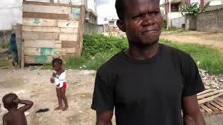 Le jeune Ivoirien N'Dri Koffi Paulin invente une machine de levage pour aider les ouvriers des chant