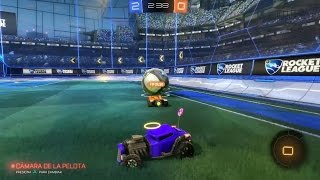 ROCKET LEAGUE GOLEADOR