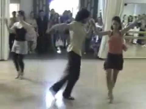 Chacha  summertime  Billy Stewart  σχολή χορού Κατερίνα Τσιτούμη