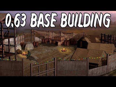 DayZ Standalone Beta 0.63 - Base Building