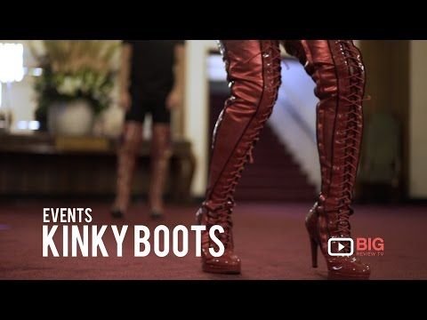 Kinky Boots the Musical Melbourne
