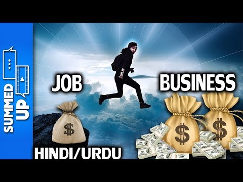 Job Vs Business   Should You Quit Your Job Early   Hindi   Urdu   Summed Up