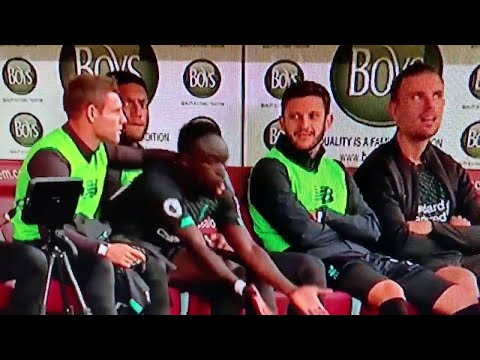 Salah Mane Firmino Angry Moments And Fights 2019