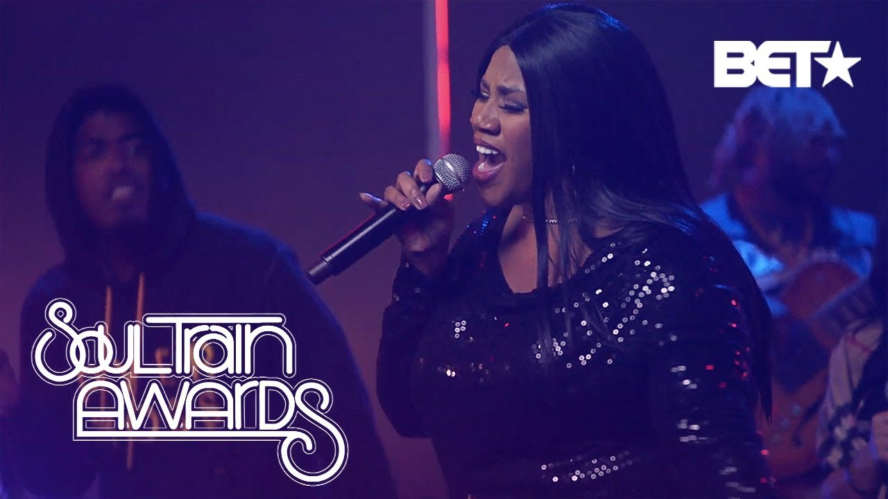 Kelly Price, Luke James & More Sing Verse For Verse In This Cypher | Soul Train Awards 2018