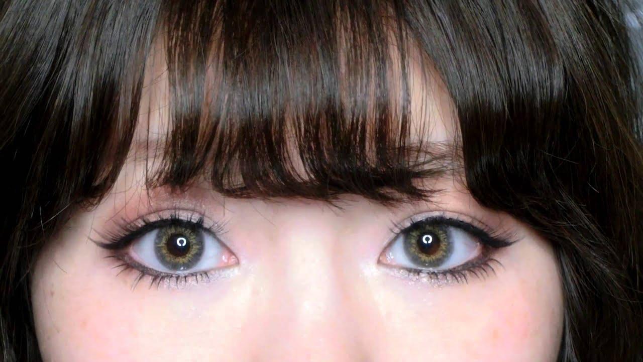 Pinkiconcom Lenti a contatto Review Twinkle Eyes - Chouchou M-9035
