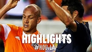 HIGHLIGHTS: Houston Dynamo vs. LA Galaxy | May 17, 2014