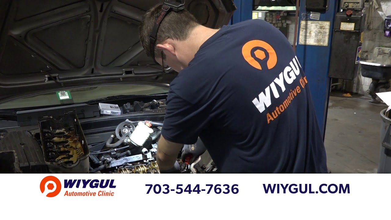 Wiygul Automotive Clinic Oil Change Offer Youtube