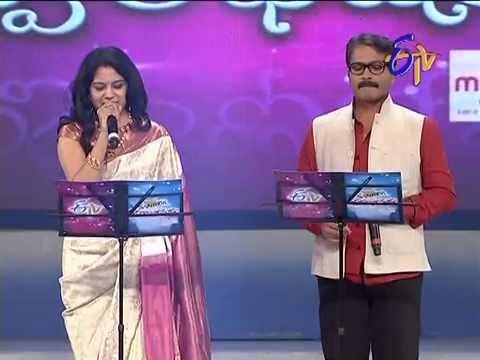 Swarabhishekam - S.P, Sunitha Performance - Adishankarula Song - 7th September 2014