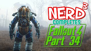 Nerd Completes... Fallout 4 - 34 - Brandis Loyalty