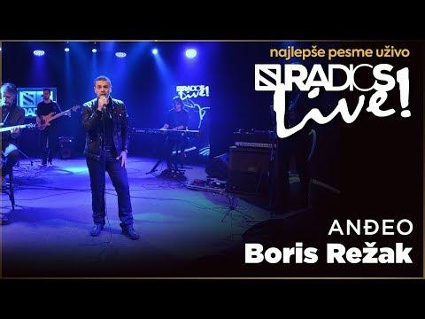 Boris Rezak - Andjeo RADIO S LIVE