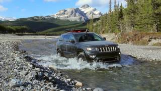 2014 Jeep Grand Cherokee Offroad (WK2) - Ghost Valley Trail