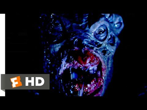 Doom (2005) - The Sewer Imp Scene (3/10) | Movieclips