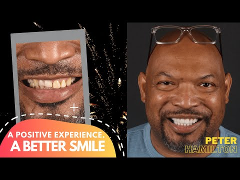A POSITIVE EXPERIENCE. A BETTER SMILE.