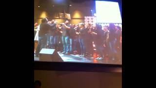Ministering at New Direction Memphis,Tn , (Cover)Hezekiah Walker Second Chance