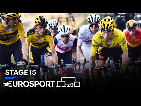 Tour De France 2020 - Stage 15 Highlights | Cycling | Eurosport