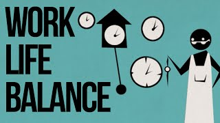 The idea of achieving work-life balance is a beautiful dream; it's ...